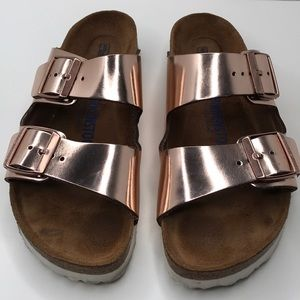 Birkenstock Arizona Soft Footbed Sandal size 39